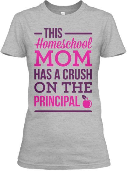 Homeschool Mom Crush