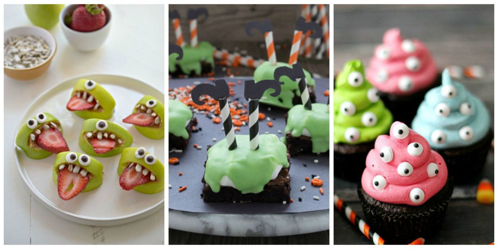 35 fun (and delicious!) halloween snacks for kids | cooking