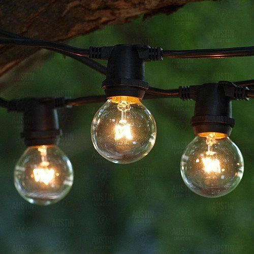 Feit Electric String Lights Fascinating Feit Electric 48Ft  146M Outdoor Lightstring 48 Feet  Project Design Decoration