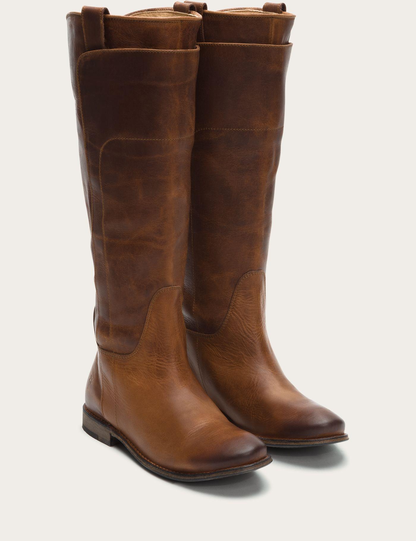 Paige Tall Riding Block Heel Boots obuxj4Gv