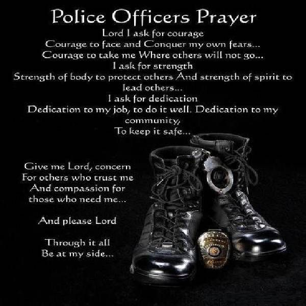 Police Officer Quotes: Quotes About Police Officers