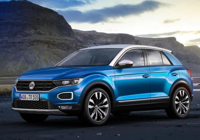 The All New 2018 Volkswagen T Roc Is Certainly One Car That May Well Capture The Hearts Of Many Auto Lovers All Over The Volkswagen Car Volkswagen Bmw Concept