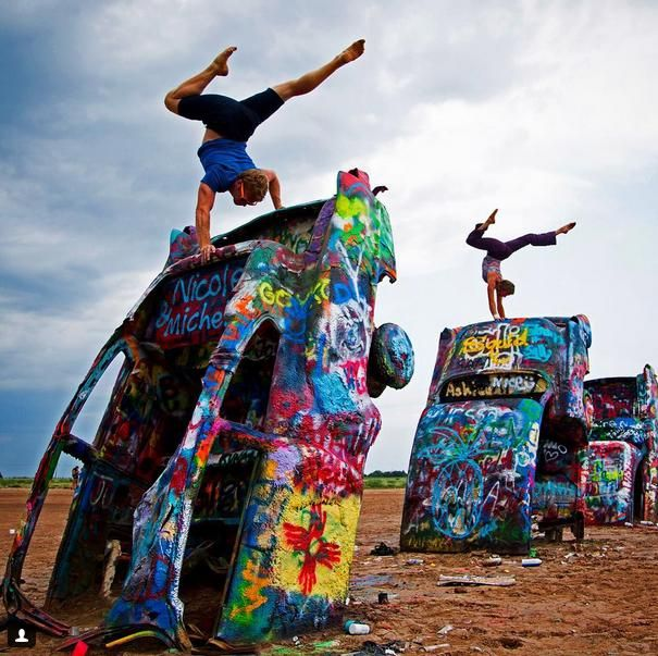 17 roadside attractions to take your Instagram photos to