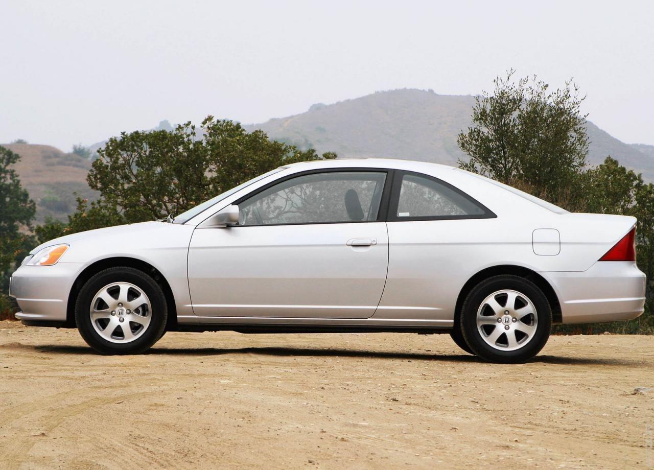 Delightful 2003 Honda Civic Coupe
