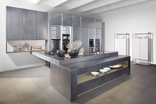 Perfekt Forum Metal X Aluminium (zeyko Küchen)
