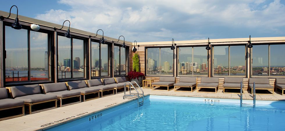 Equinox Printing House Rooftop Pool Nyc Delirious New York Pinterest Rooftop Pool Equinox