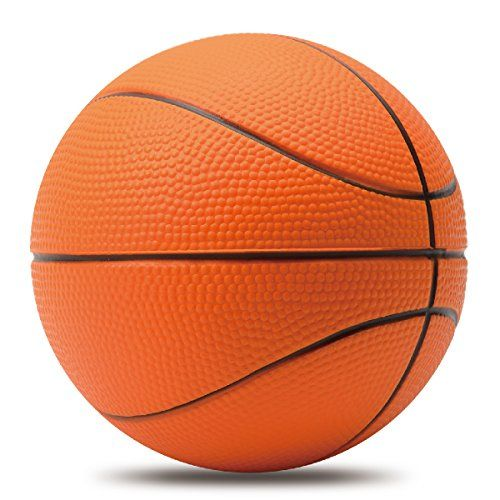 Mini Basketball, Chastep, 6 inch Foam Basketball,Safe and Perfect to Play -- Details can be found by clicking on the image.