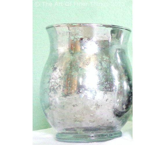 55 Bulk Mercury Glass Candle Holders Vases Vase Wholesale