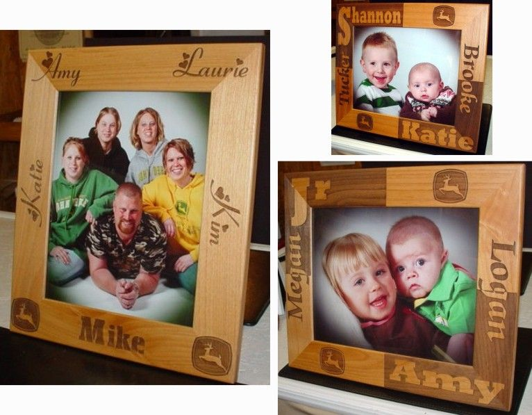 Custom Engraving Picture Frames The Way That You Want Them