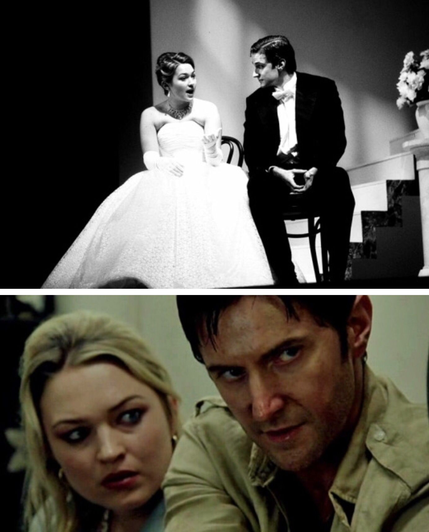 Richard S Repeating Co Stars 1 2 Sophia Myles As Young Alice Baker