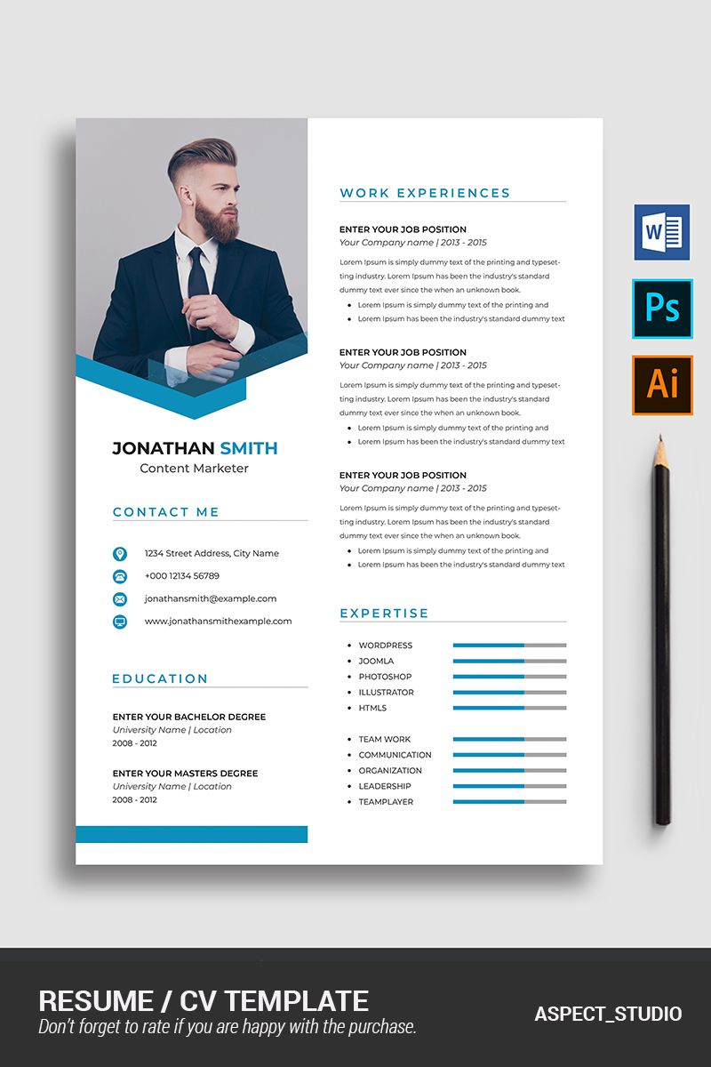 Artful Dodger Resume Template 84056 Graphic Design Resume Resume Design Creative Resume Template