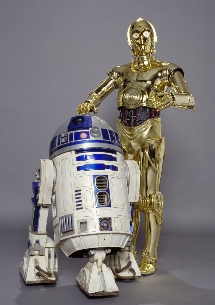 C 3po And R2 D2 Appear In Uk Commercial Star Wars R2d2 Star Wars Poster Star Wars Characters