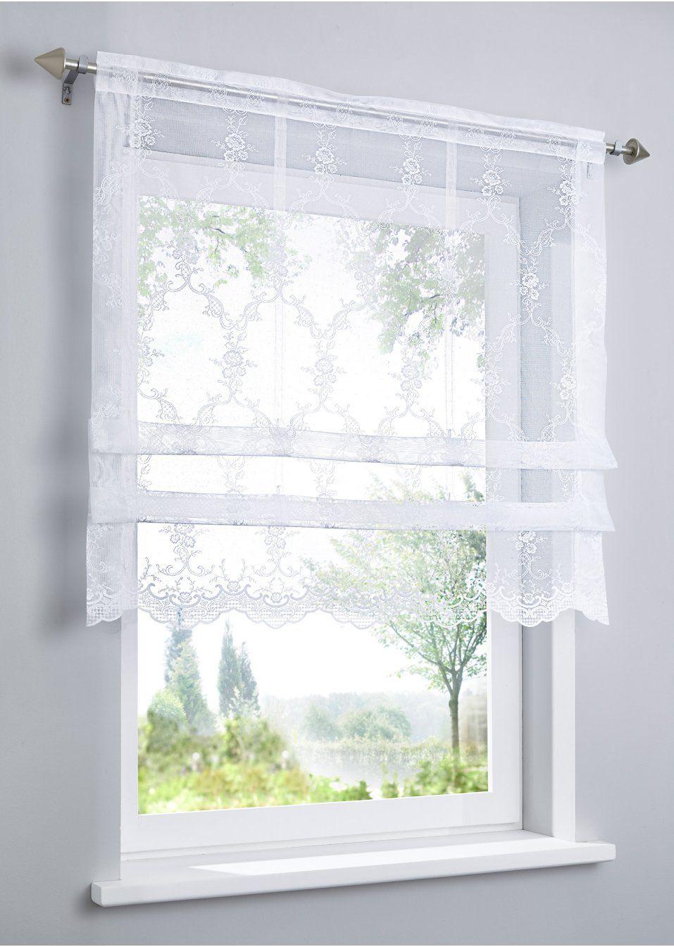Edle Optik Weiß Tunnelzug Scheibengardinen Wohnzimmer Küchenfenster Gardinen Selbstgemachte Vorhänge