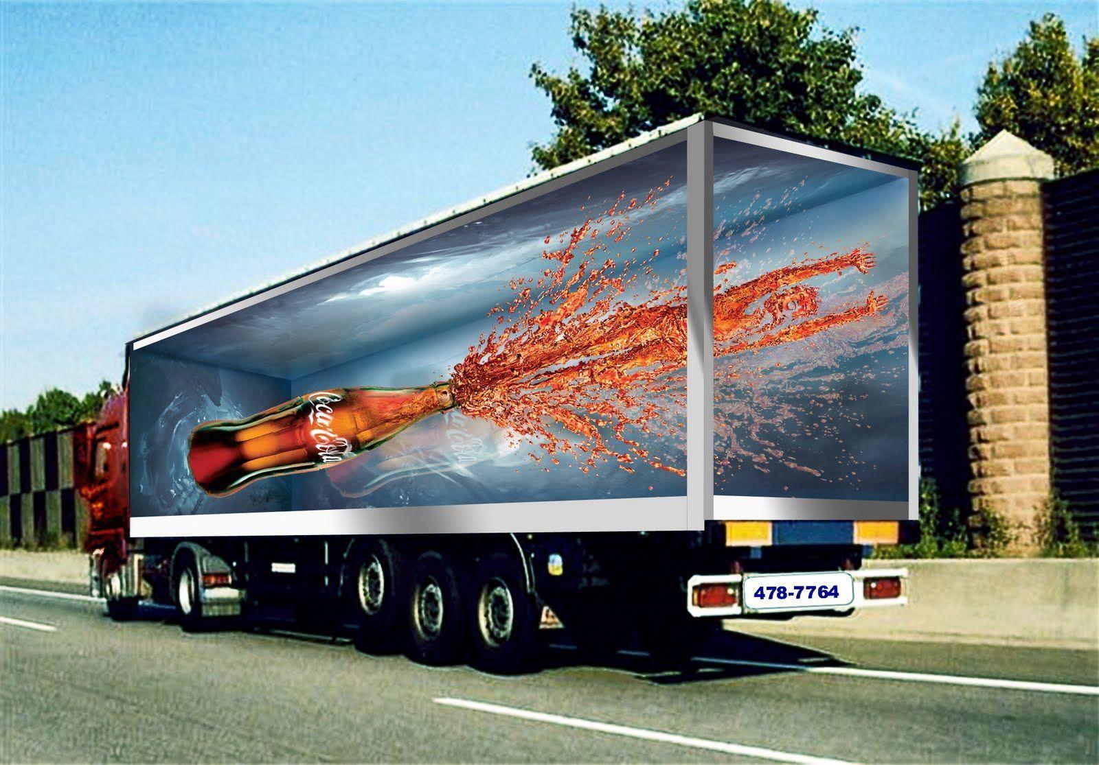 Приколы, прикольные картинки для рекламы грузоперевозок