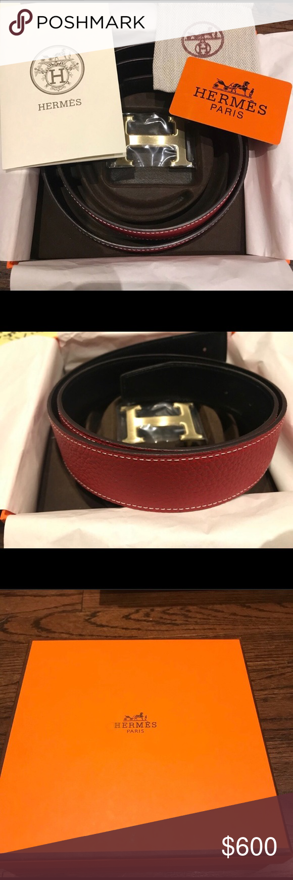 The Cannes luxury leather dog collar is the ultimate in