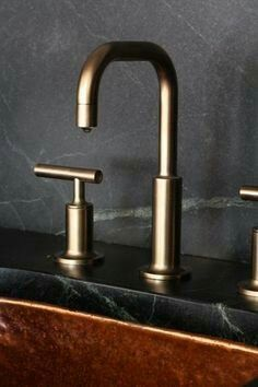 Pin By Inspiring Modern Magazine On Modern Bathrooms Copper