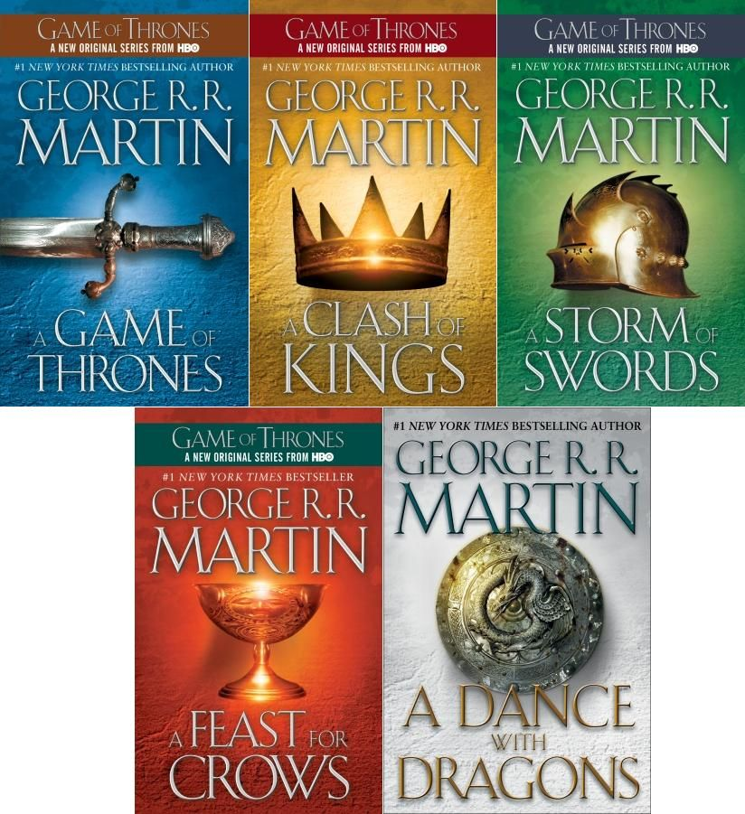A Song Of Ice And Fire Game Of Thrones Books Best Fantasy Book