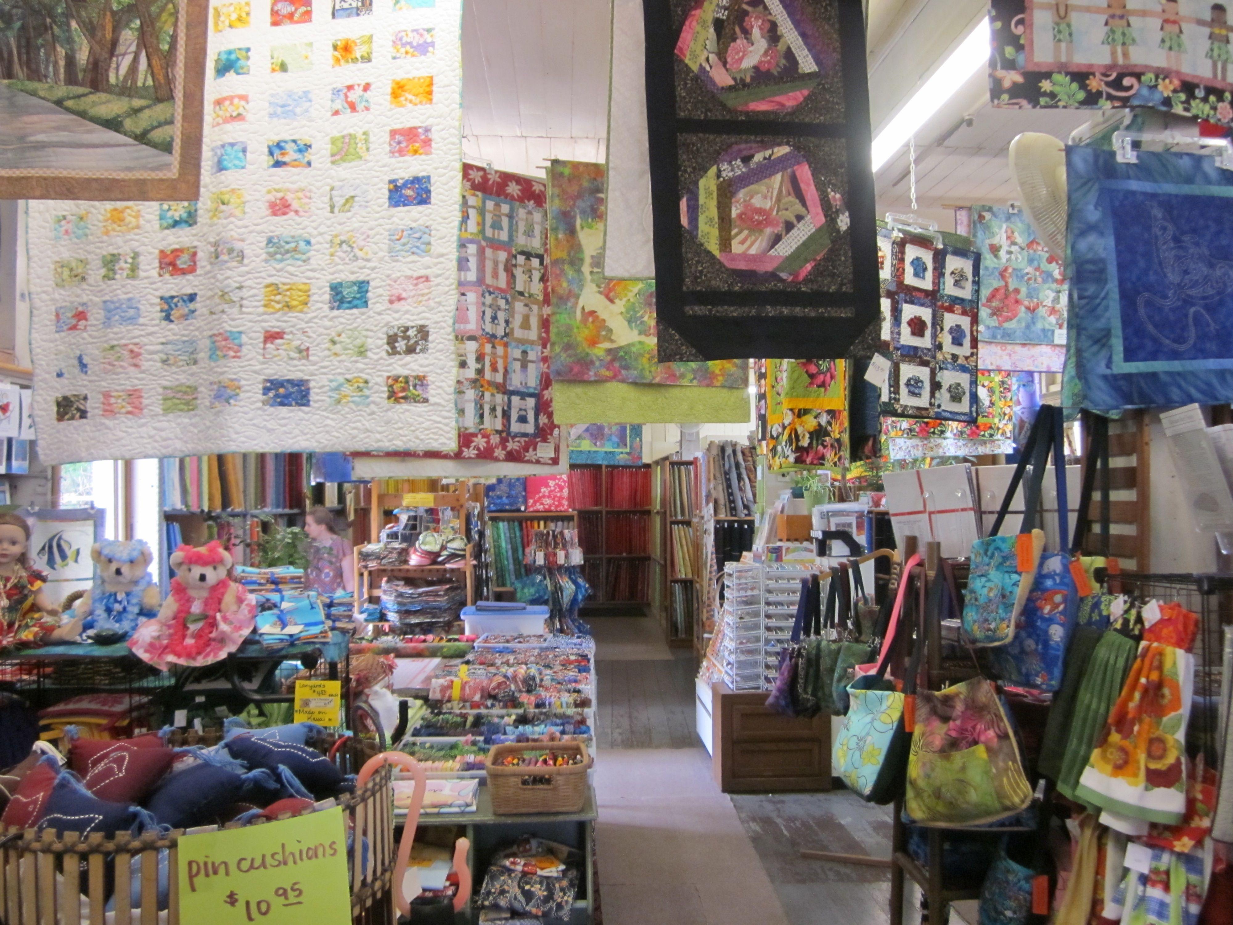 Kapai A Stichery Lihue Kauai Beautiful Hawaiian Quilts