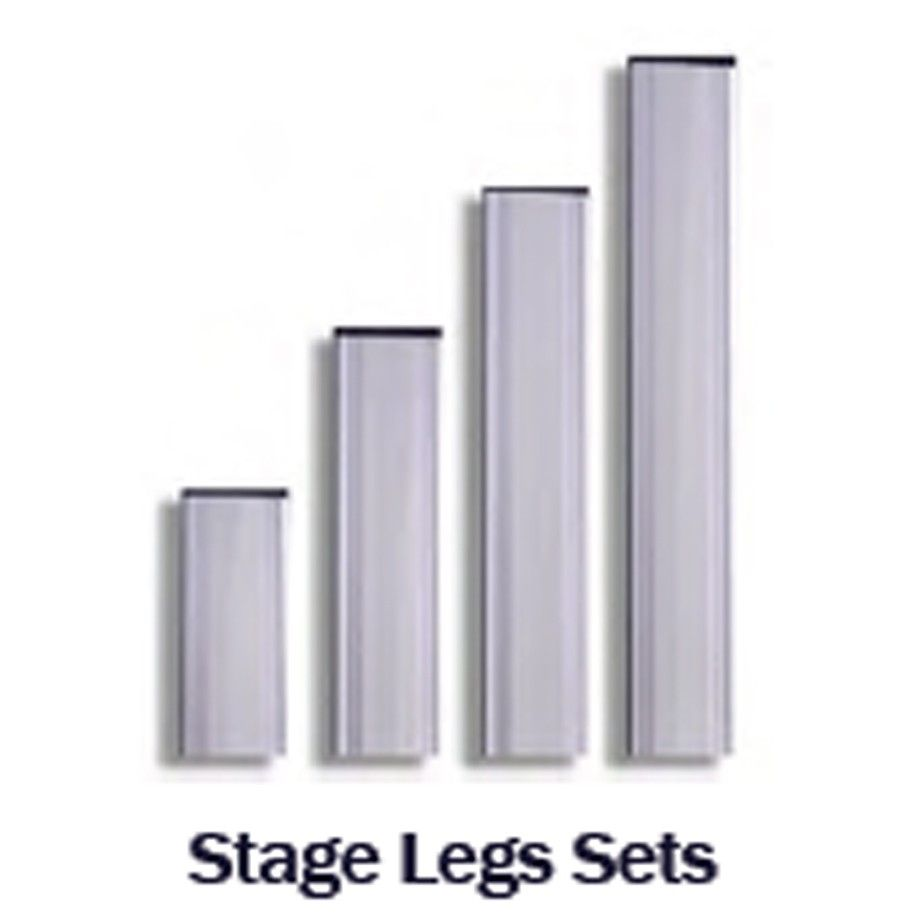 Southern Aluminum Alulite Stage Legs Music Furniture