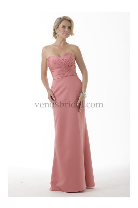 Excelente Venus Vestidos De Dama Componente - Ideas de Vestidos de ...