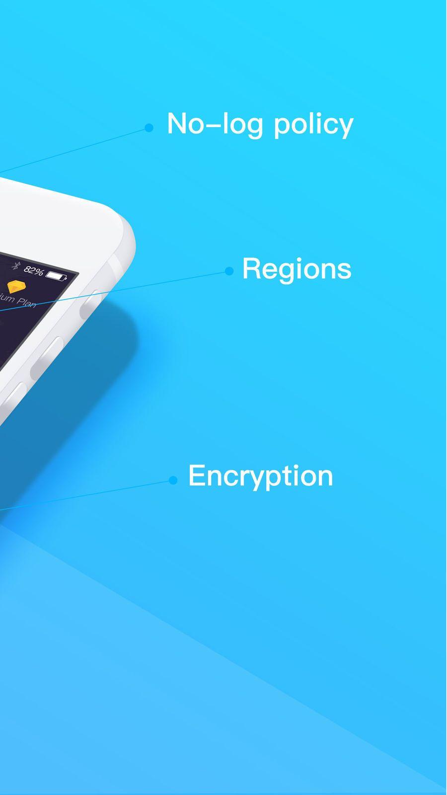 VPN for iPhone Unlimited VPN UtilitiesProductivity