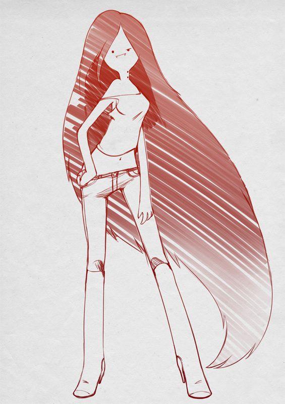 Bleedman - Character Design Page