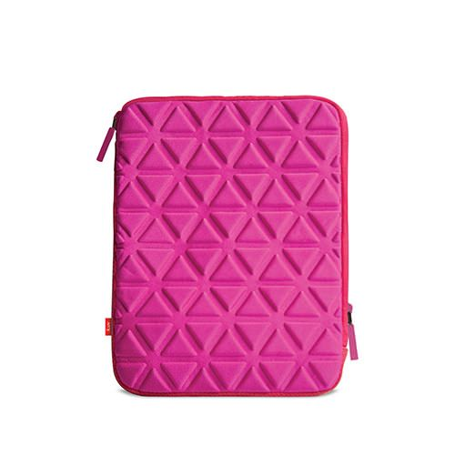 iLuv: Pink Beligique Foam-Padded Sleeve for Kindle Fire HD & iPad mini
