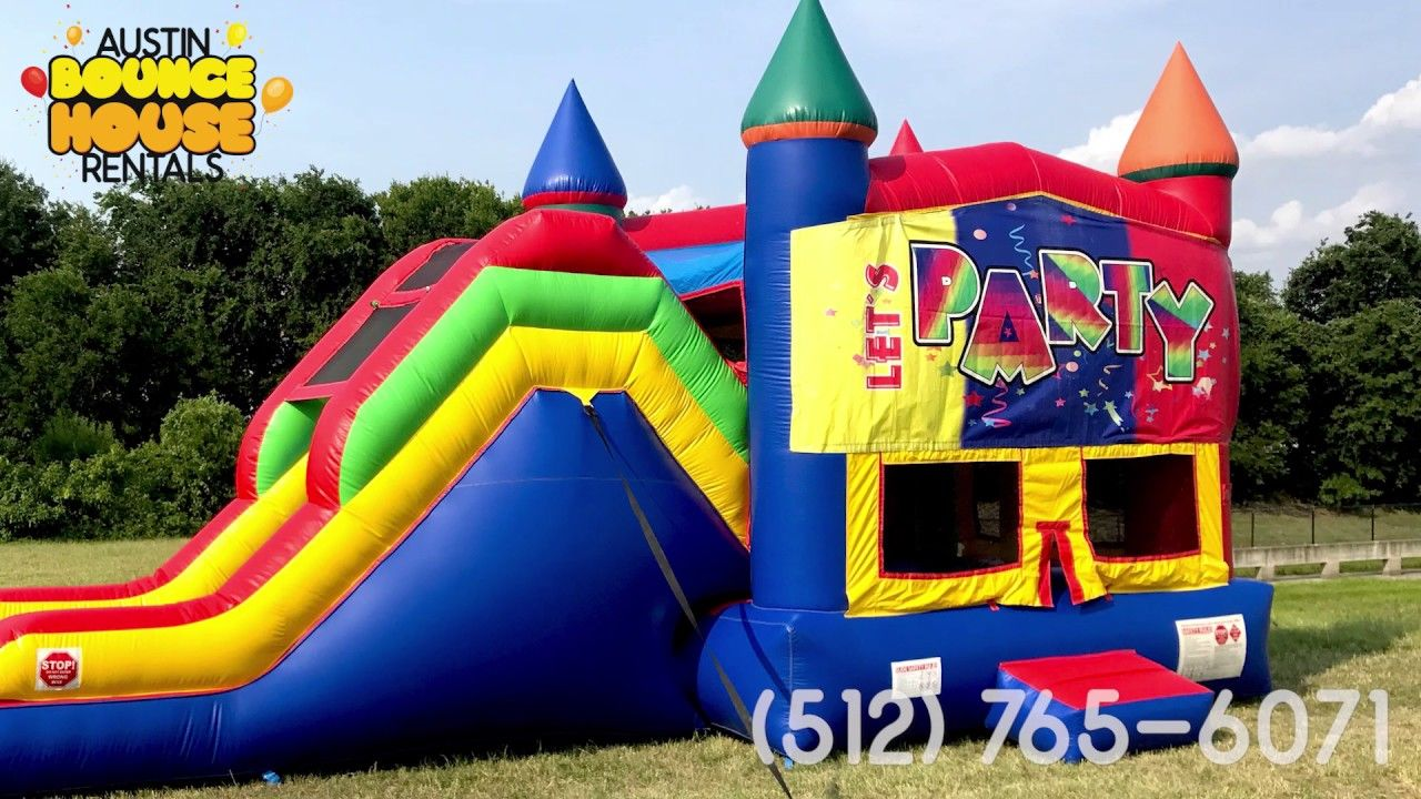 Austin bounce house rentals happy 4th of july bounce