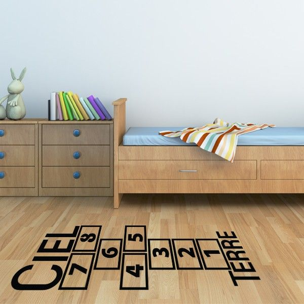 sticker marelle enfant chambre enfant chambre enfant. Black Bedroom Furniture Sets. Home Design Ideas