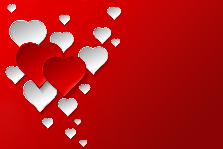 Обои heart, сердечки, Valentines day. Рендеринг foto 6