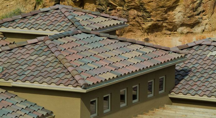 Eagle Roofing Products Tile Detail Exterior Paint Color Roof Roofing