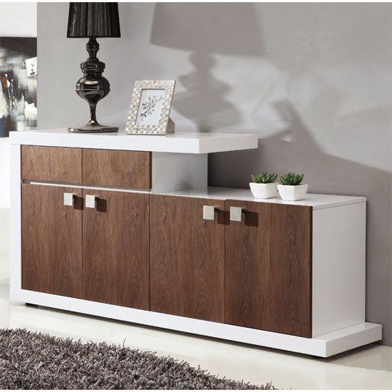 Best Buffet High Gloss Sideboard Modern Furniture Living Room 640 x 480