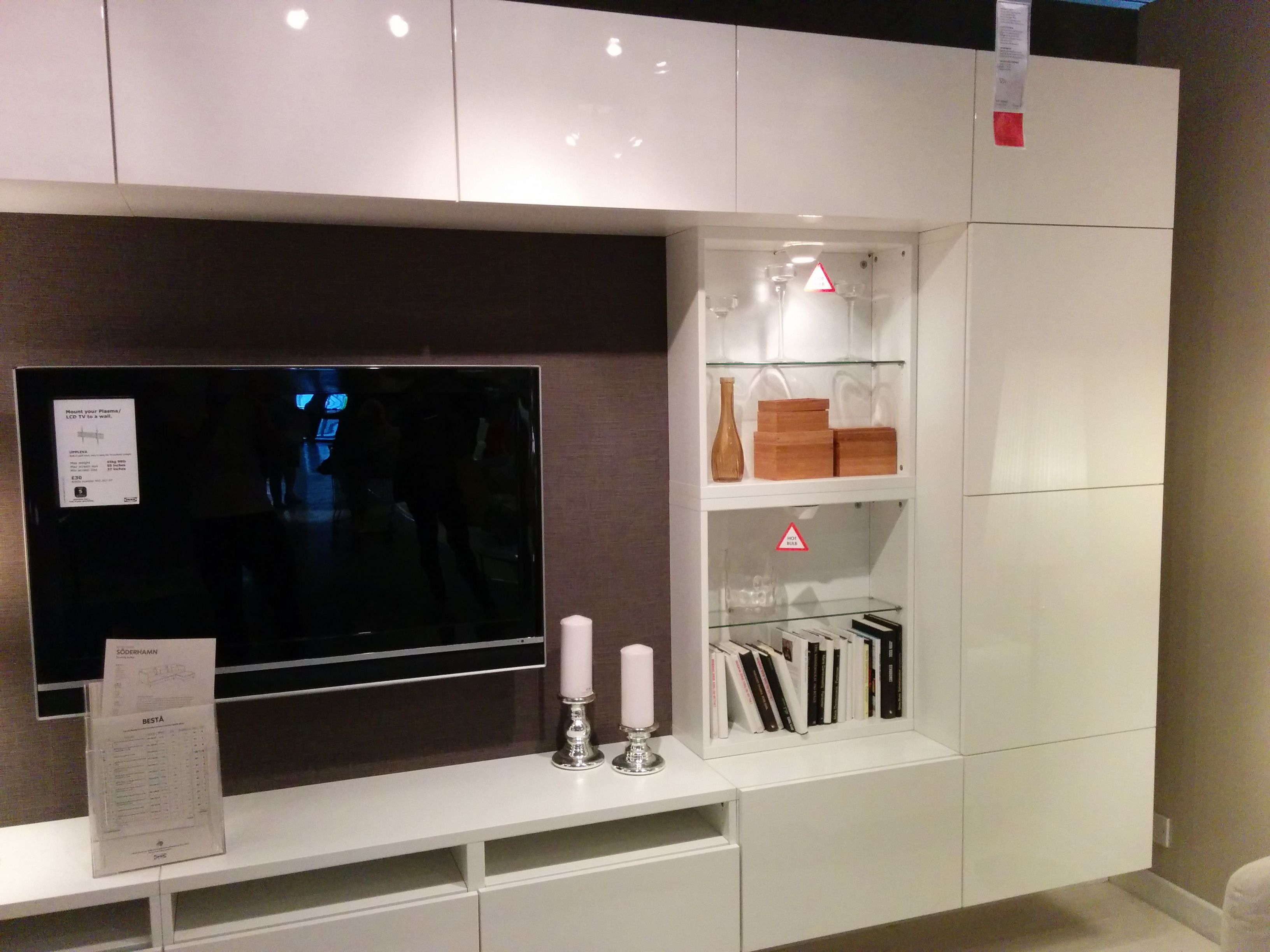 Tv Idea Ikea Living Room Home Interior Design Interior Design Living Room