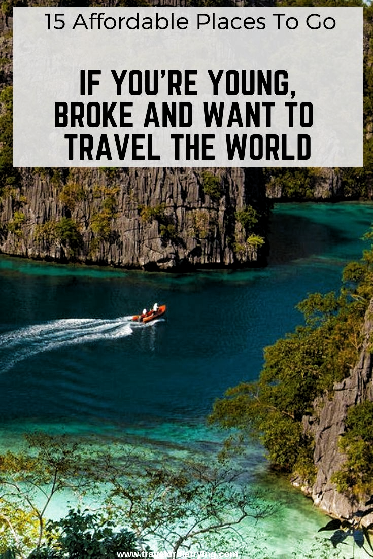 Here are some excellent places you must visit that won't break your pocket!  #travel #budgettravel #cheaptravel #cheapdestinations #budgetdestinations #travelinspiration #beautifulplaces #bucketlist #travelbucketlist
