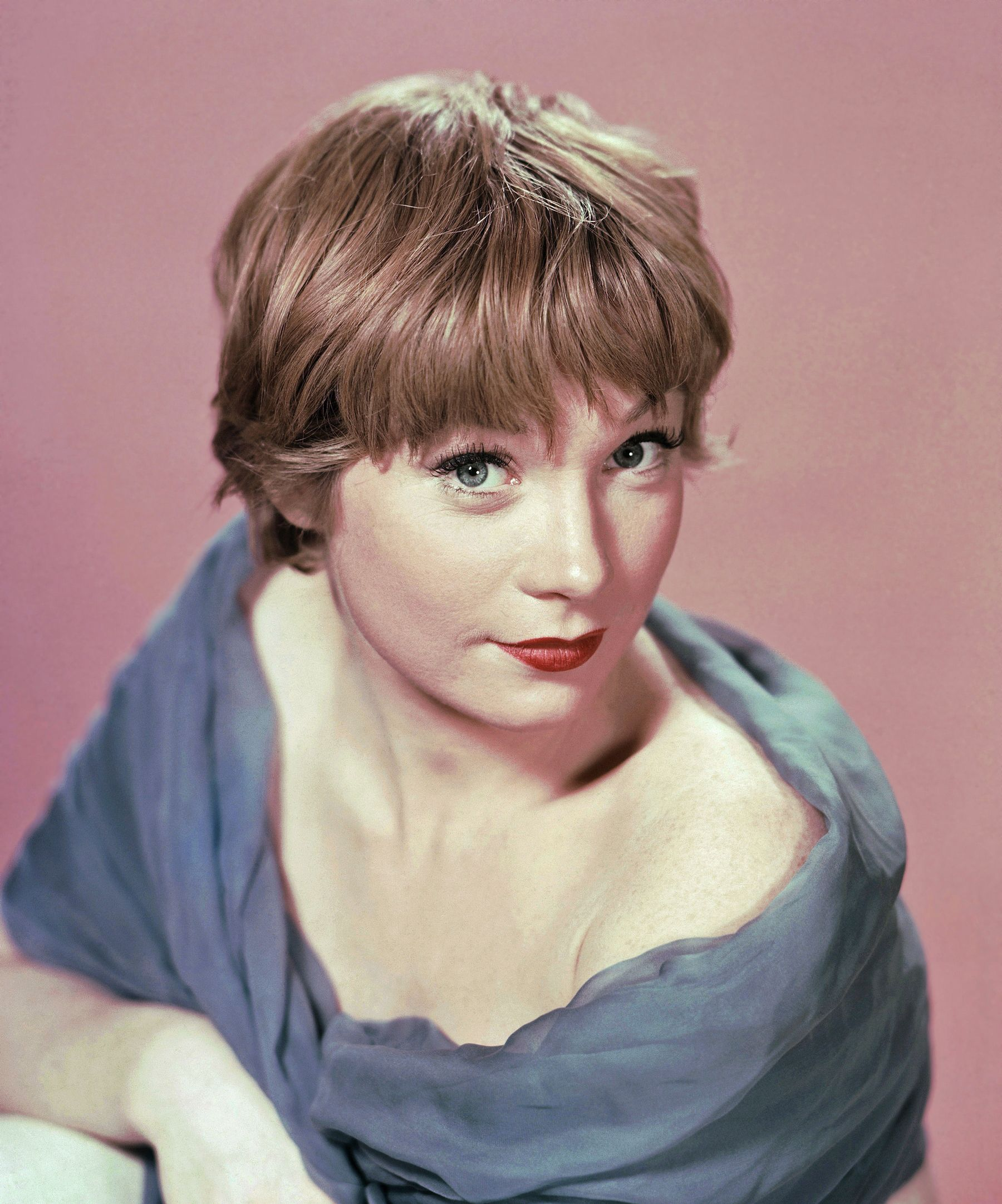 shirley maclaine | colorized classics | pinterest | shirley