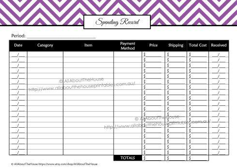 Direct Sales Planner EDITABLE Business Stuff Printable