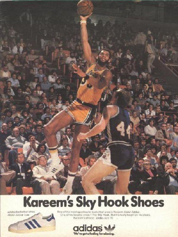 Adidas | Kareem, Kareem abdul jabbar, Adidas superstar