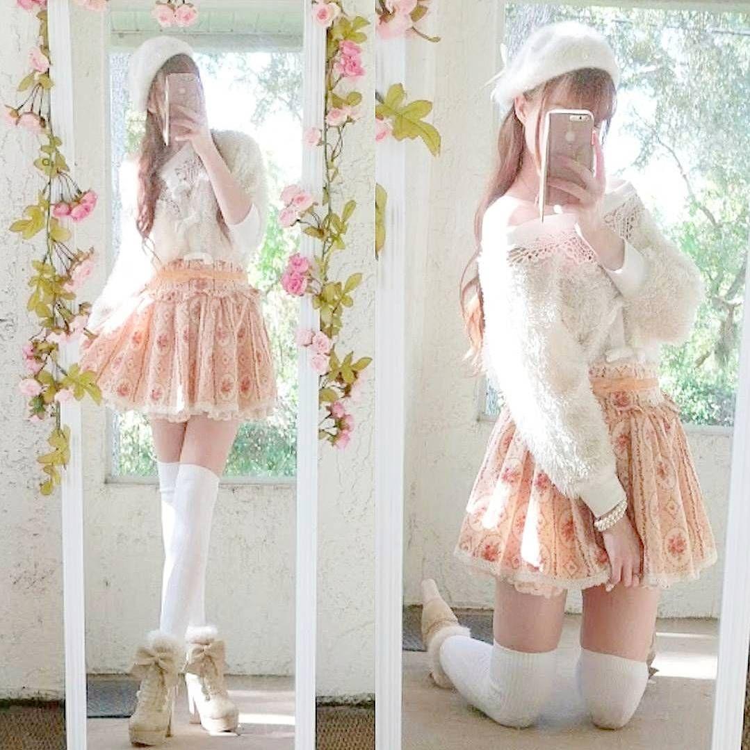 Pin by bunnie hime on himekaji kawaii clothes