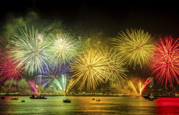Happy New Year In Vancouver 2020 Happy New Year 2020 Happy New Years Eve New Year Celebration New Year Wishes