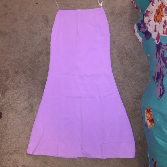 fitted maxi skirt formal magenta fitted maxi skirt with slit in back Sabo Skirt Skirts Maxi