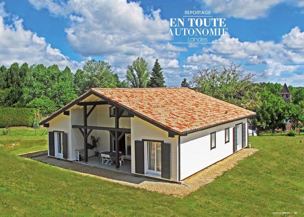 Auto-construction  kit maison bois Wood on House - Maisons et