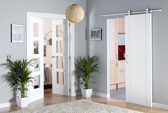 C mo elegir puertas de interior leroy merlin home - Puertas de aluminio leroy merlin ...