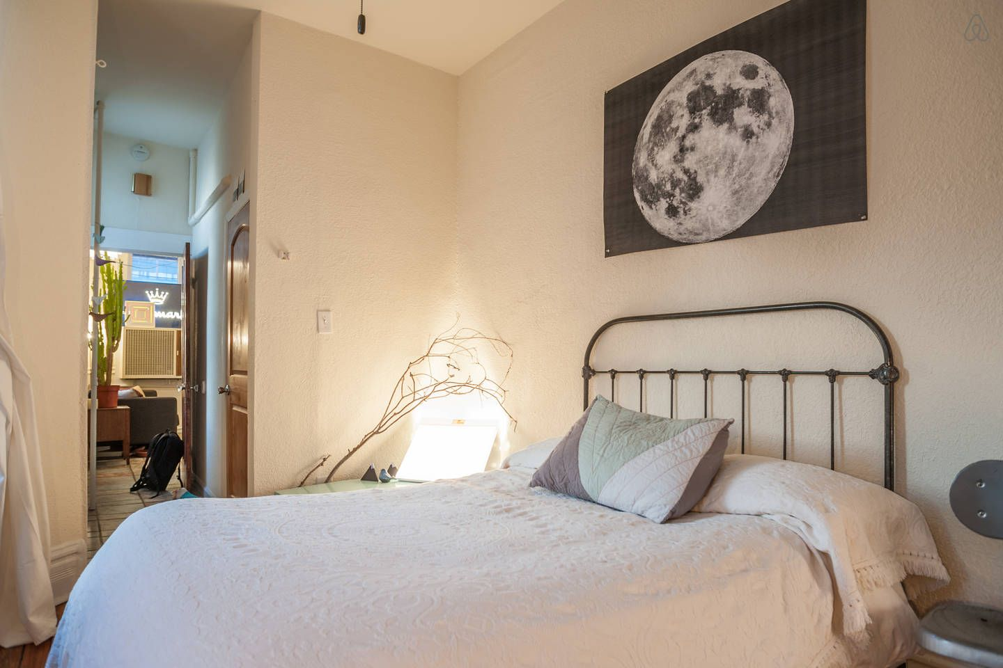 Colorful one bed In Curtis Park vacation rental in