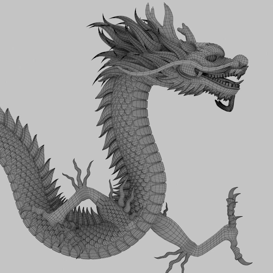 картинки головы восточного дракона клинический лечебно-реабилитационный центр