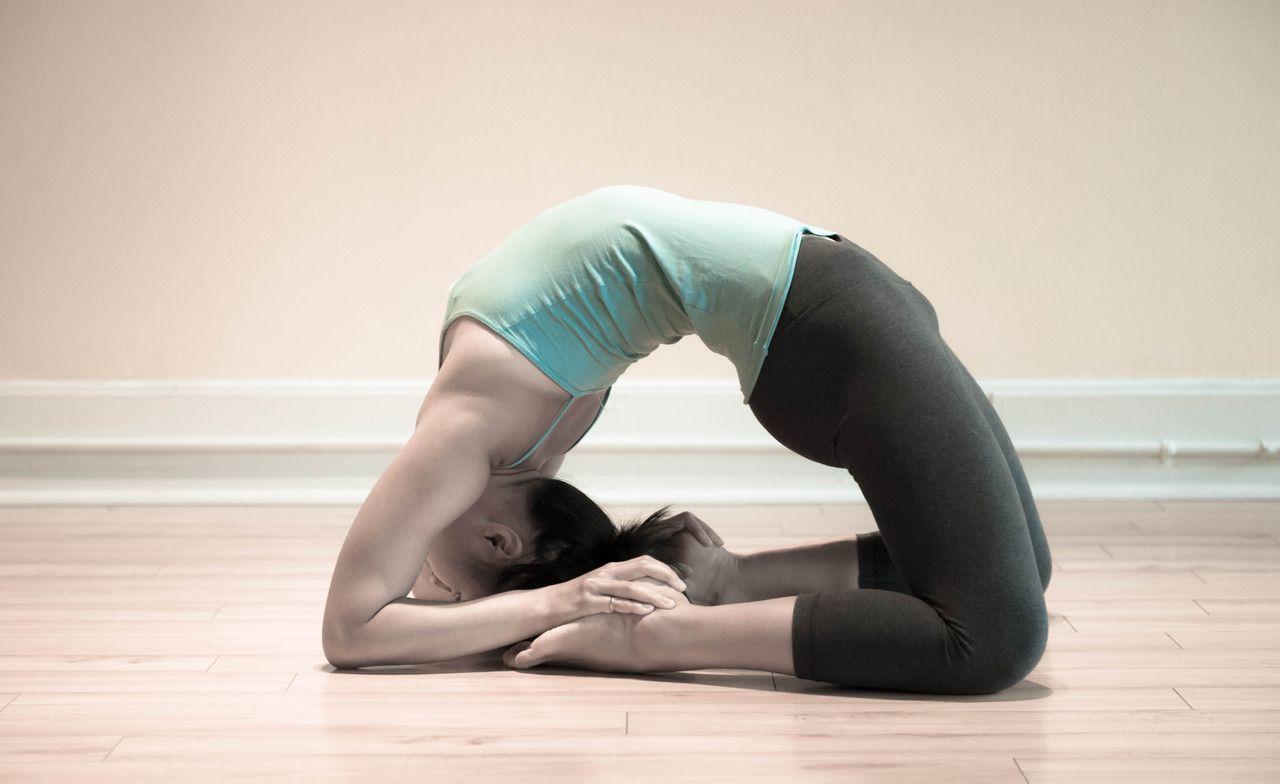 Ashtanga Yoga Pigeon Pose