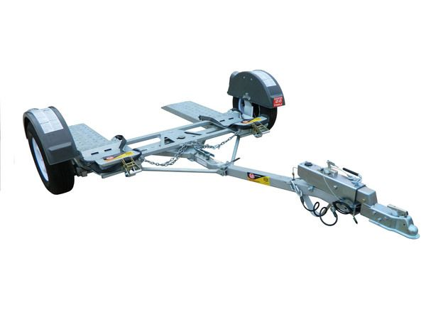 CGTD76DB --- CROFT Torsion Axle Tow Dolly with Surge Disc Brakes ...