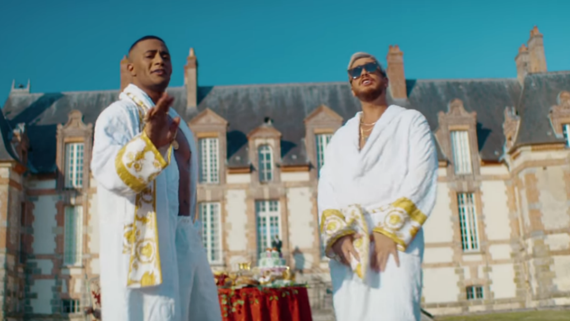 Mohamed Ramadan And Saad Lamjarred From Rags To Riches In New Music Video Ensay Ramadan Song Ramadan New Music