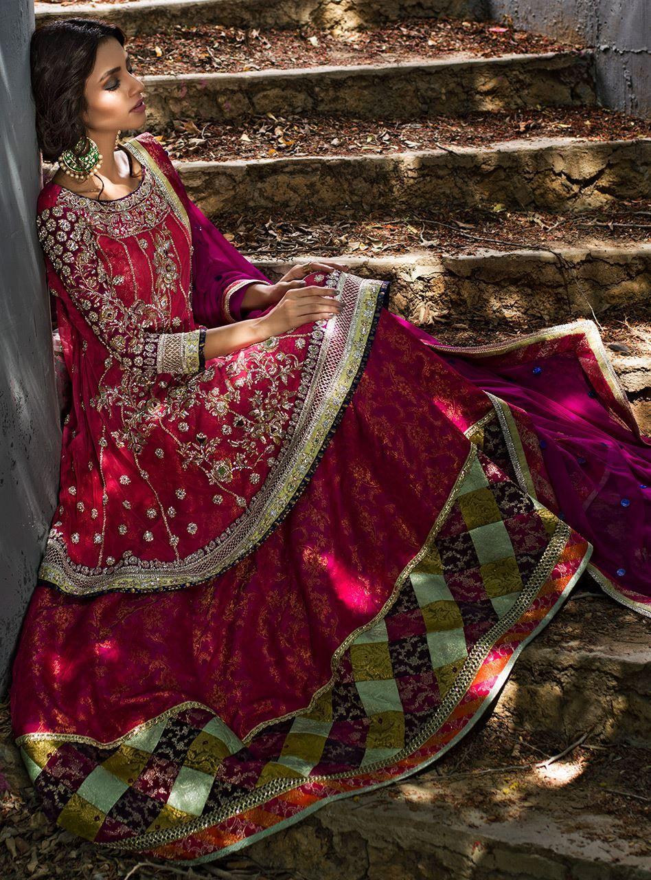 Traditional tunisian wedding dress  Pin by Zainab Ahmed on Asian Clothes  Pinterest  Pakistani