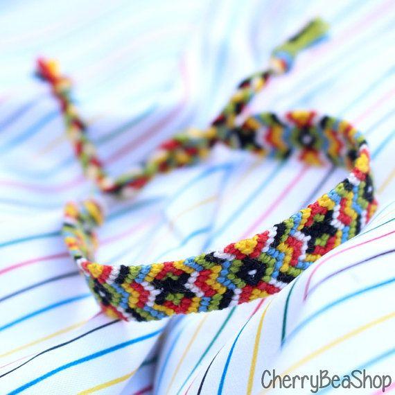 bracelet bresilien porte bonheur