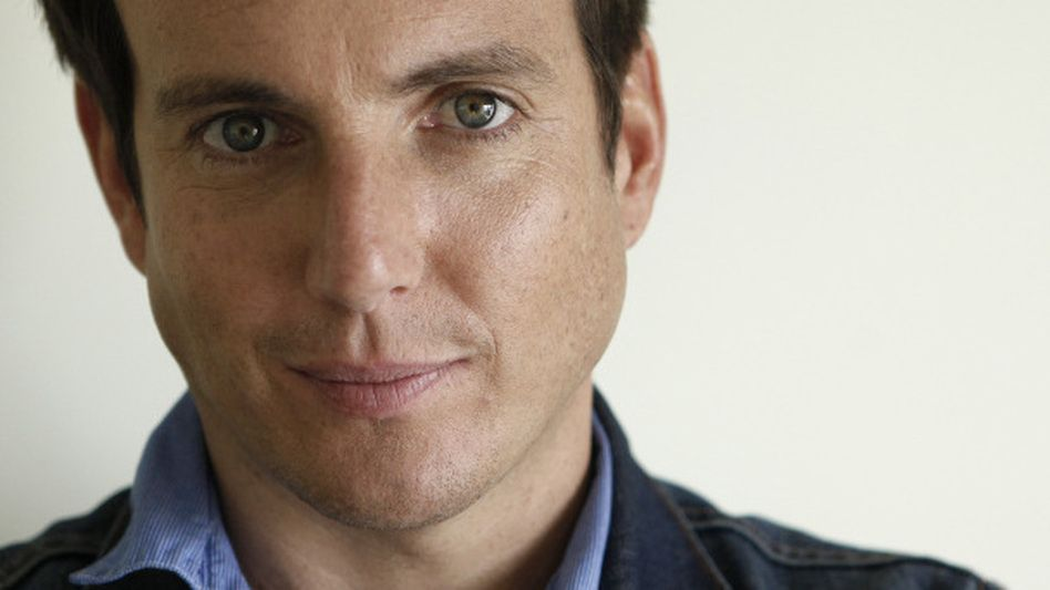 Will Arnett, I sort of have a crush on you.